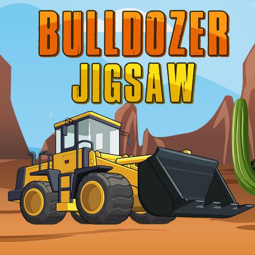 Bulldozer Jigsaw