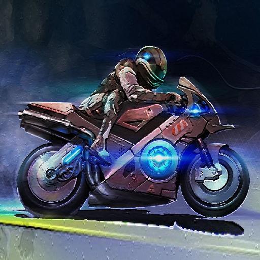 Racing Motorbike Jigsaw