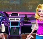 Highschool Girl Car Wash