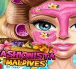 Fashionista Maldives Real Makeover