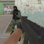 Commando Attack