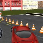 Hard Car Parking Modern Drive Game 3D
