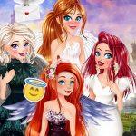 Princess Angel Costumes