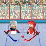 Puppet Hockey Battle