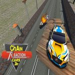 Real Impossible Chain Car Race 2020