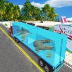 Sea Animal Cargo Truck