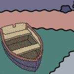 That blurry place. chapter 1, the boat