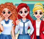 BFF Princess Back To School