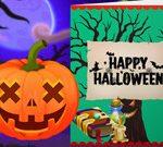 Happy Halloween – Princess Card Designer