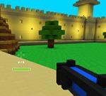 The Wall – A Minecraft Battlefield